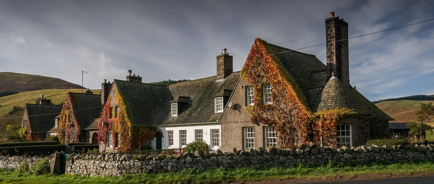 Hethpool cottages