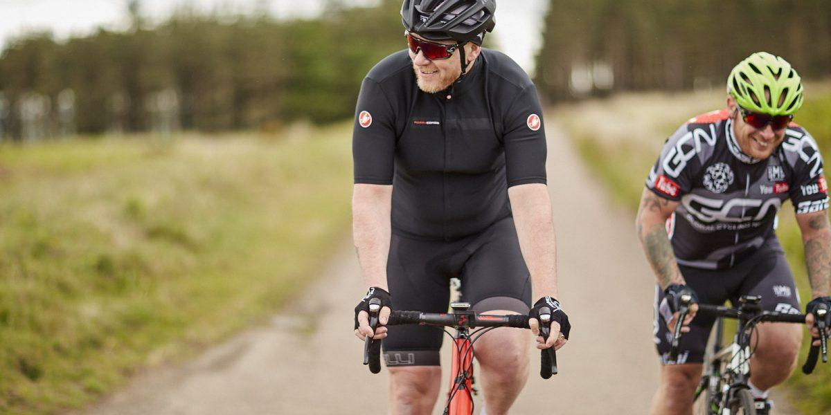 Cycling in Northumberland National Park