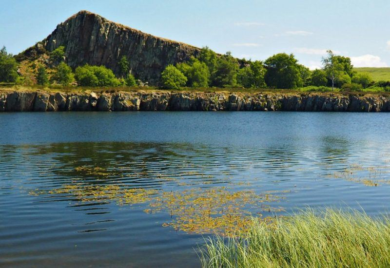 Cawfields on Hadrian's Wall