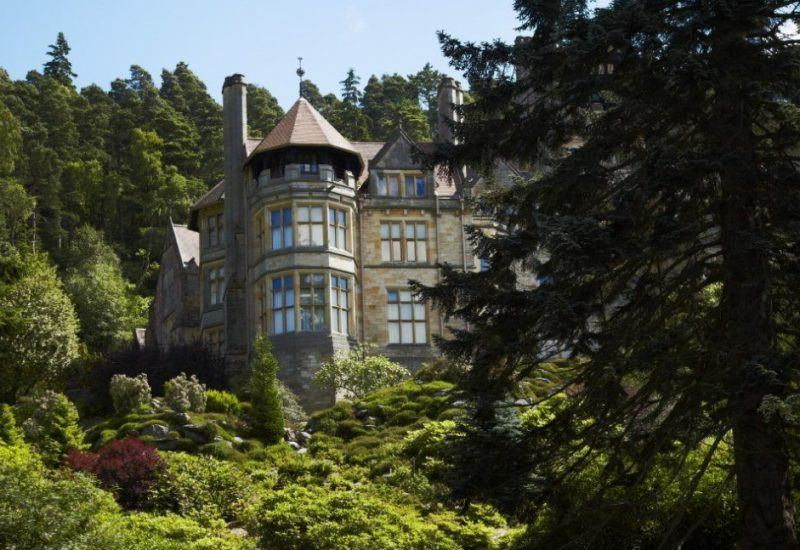 Cragside in an accessible attraction