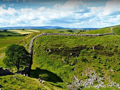 Guided walks at Sycamore Gap