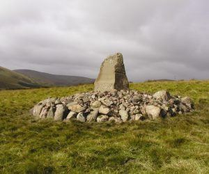 Shepherds Cairn at Alnham