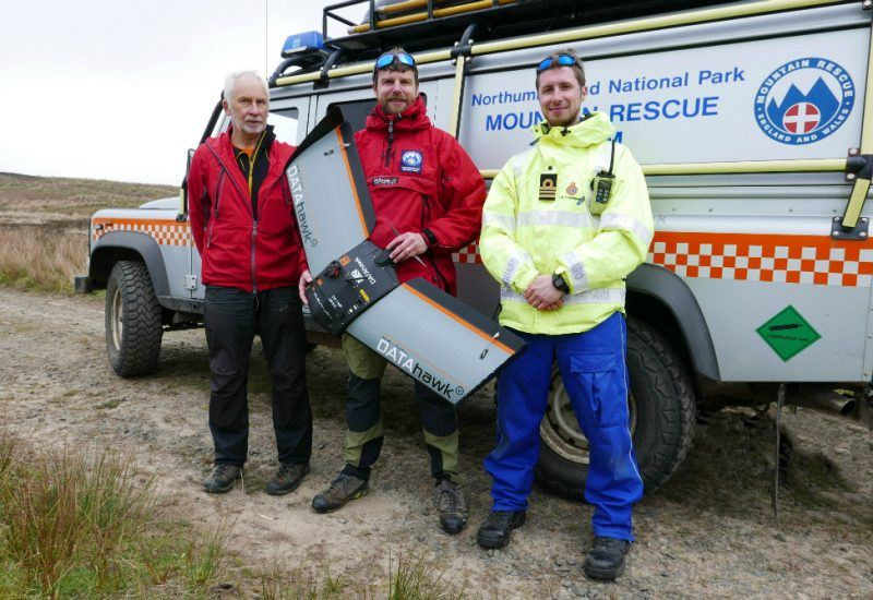 Search project in Northumberland National Park