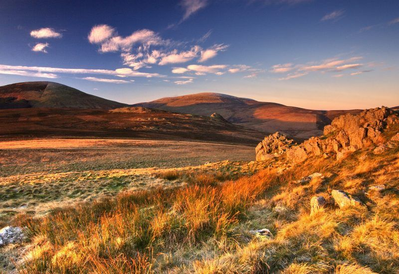 Cheviot and Hedgehope