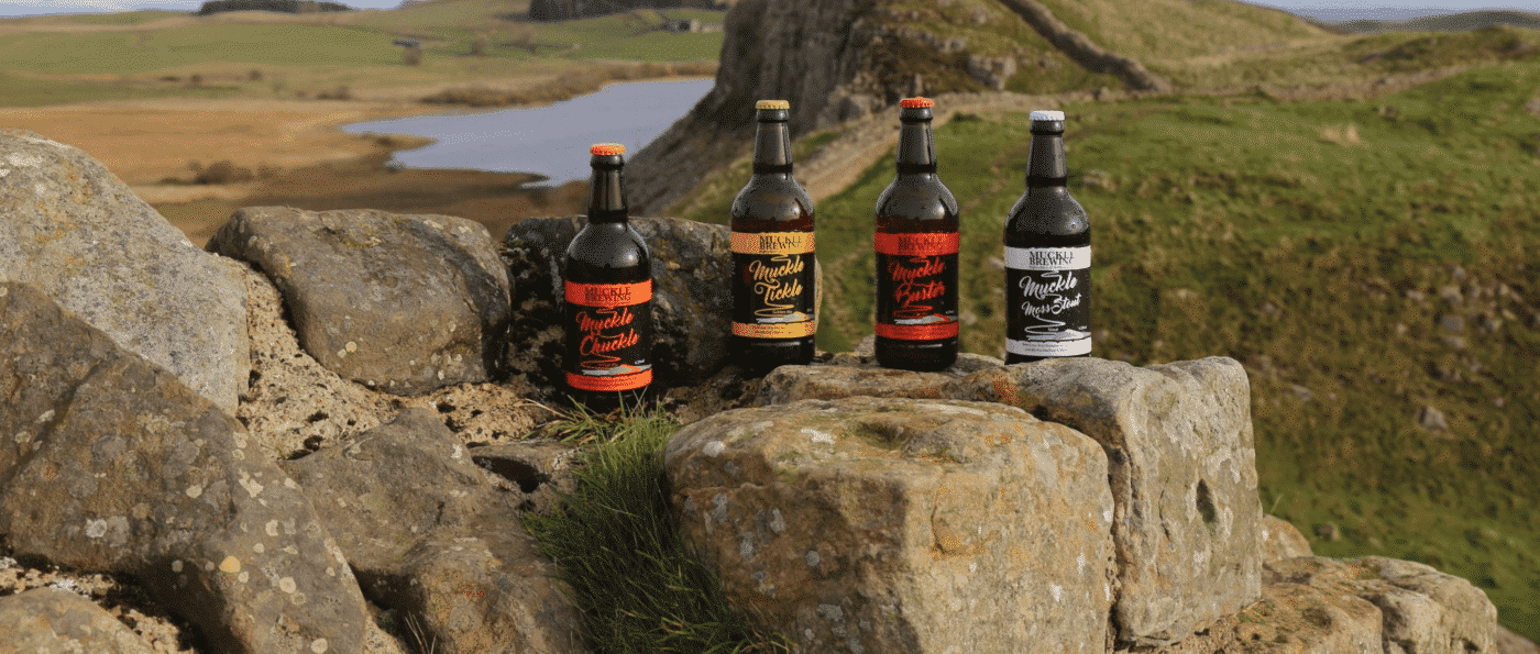 Beers from Muckle Brewing