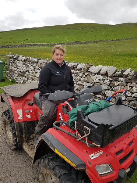 Ema Caskie Farming Officer