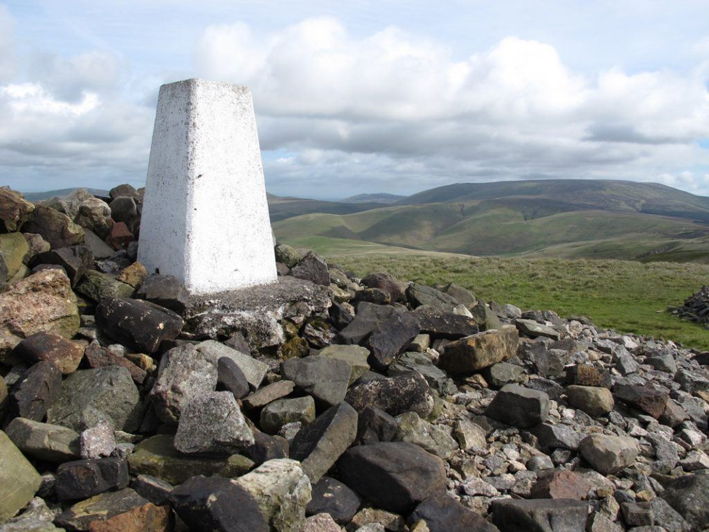 Windy Gyle summit