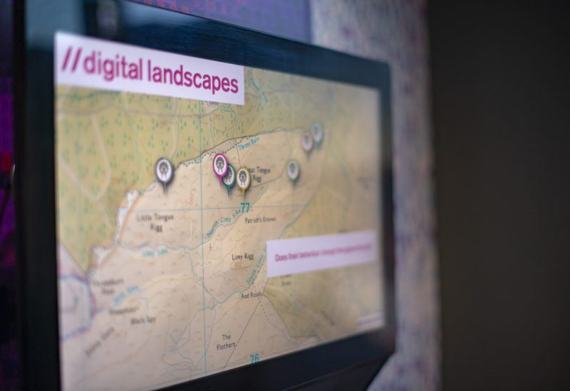 Digital Landscapes Exhibition